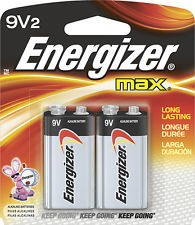Элемент питания Крона ENERGIZER E522/6LR61 Base