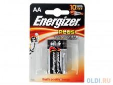 Элемент питания АА ENERGIZER E91/LR6 BP3+1 Base