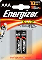 Элемент питания ААА ENERGIZER E92 /LR03 Base BP3+1