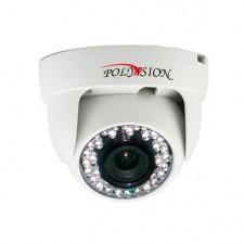 Купольная AHD камера Polyvision PD1-A2-B3.6 v.2.1.2